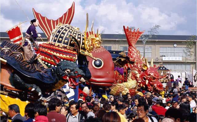 Novembre in Giappone: tante feste tradizionali