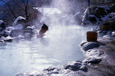 Onsen in giappone