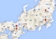 Tour del Giappone breve