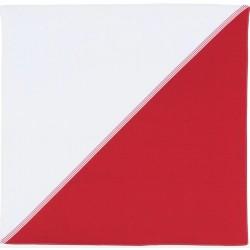Furoshiki - bianco e rosso