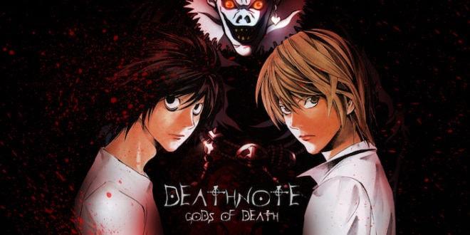 manga e anime death note