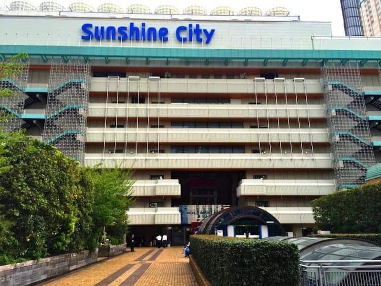 Sunshine City, Tokyo
