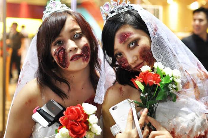 Maschere di Halloween in Giappone