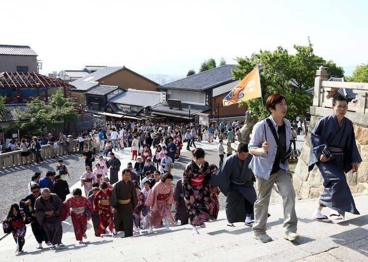 Tour di Kyoto con guida esperta