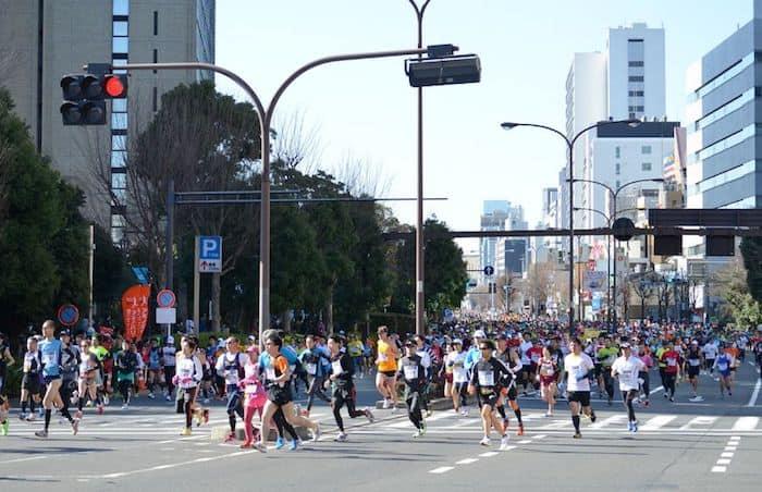 Maratona di Tokyo 2018