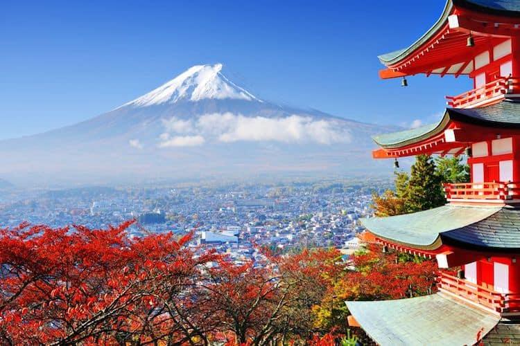 Tour del Monte Fuji di un giorno