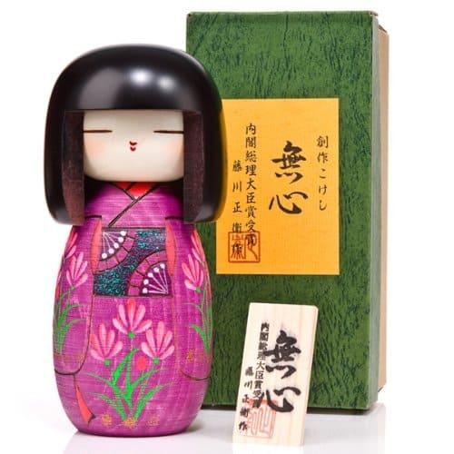 Bambole kokeshi acquisto online