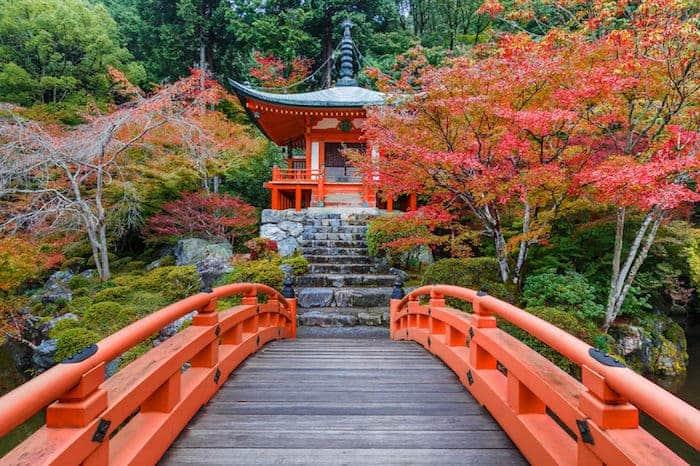 Tempio Daigoji, Kyoto