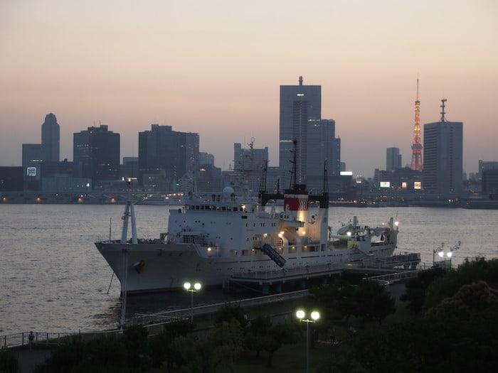 Harumi Passenger Ship Terminal, Tokyo Odaiba
