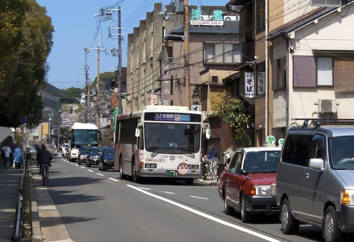 trasporti a kyoto