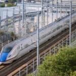 A che velocità viaggiano i treni in Giappone